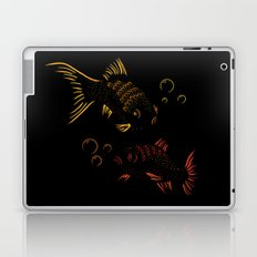 Something Fishy Laptop & iPad Skin