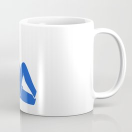 blue nude 3 Coffee Mug