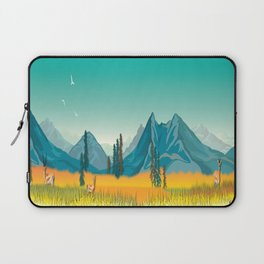 Wild Nature Laptop Sleeve