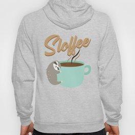 Sloffee | Coffee Sloth Hoody