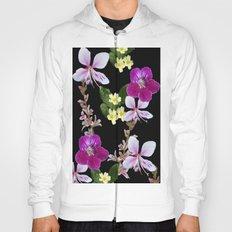 FLOWERED PHOTO DESIGN Hoody