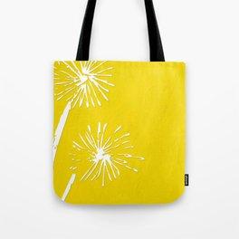 Dandelion Duo Tote Bag