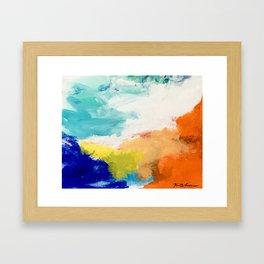 Belafonte 3 Framed Art Print