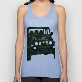 Jeep Unisex Tank Top