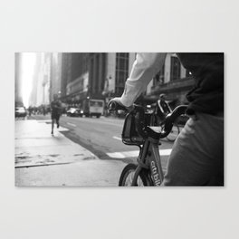 Ready to Go Canvas Print