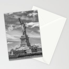 NEW YORK CITY Statue of Liberty Stationery Cards