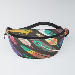 Feather Fever Fanny Pack