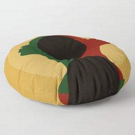 African Roots Floor Pillow
