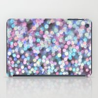 tiffany iPad Cases featuring TIFFANY SNOW by Monika Strigel