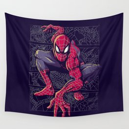 Spider Web Wall Tapestry