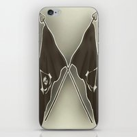 assassins creed iPhone & iPod Skins featuring Assassins Creed Flags by TiffaArts