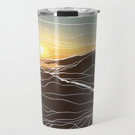 Sunrise Goat Rock 1 Travel Mug