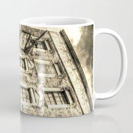 Prospect of  Whitby Pub London 1520 Vintage Coffee Mug