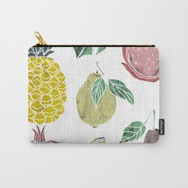 Orderly fruits Carry-All Pouch