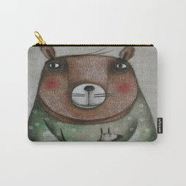 Orsetto Carry-All Pouch