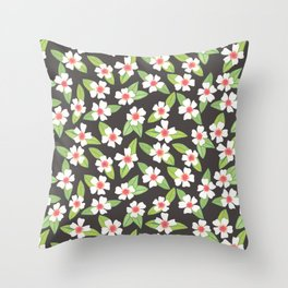 Hawaiian Shirt Throw Pillow