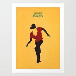 Il Bisbetico Domato  Art Print