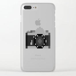 A Famous Japanese Camera Clear iPhone Case
