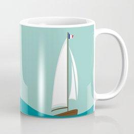 Cote d'Azur Coffee Mug