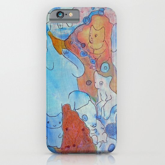Somebody's Birthday iPhone & iPod Case