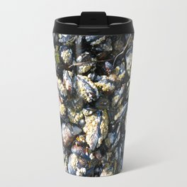 Haystack Rock's Low Tide Metal Travel Mug
