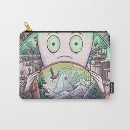 Rick morty Carry-All Pouch