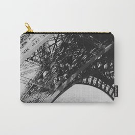 Eiffel Tower Close-up Carry-All Pouch