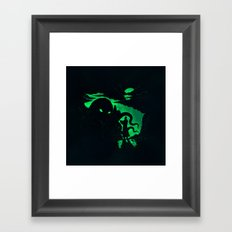 Summon Framed Art Print