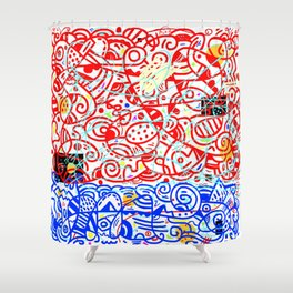 Holy Moly 05 Shower Curtain