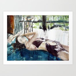 Jeisa Chiminazzo Art Print