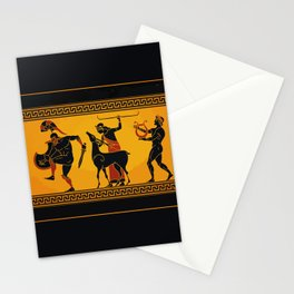 Ancient Greece Stationery Cards