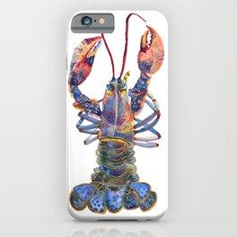 Kaliedoscope Lobster iPhone Case