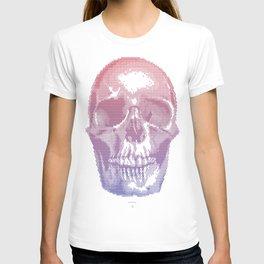 QUANTUM SKULL T-shirt