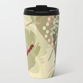 Abstract Holidays Travel Mug