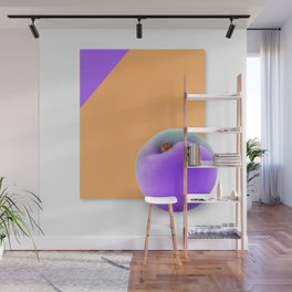 Apricot Wall Mural