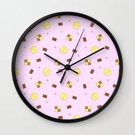 Nomsies Wall Clock