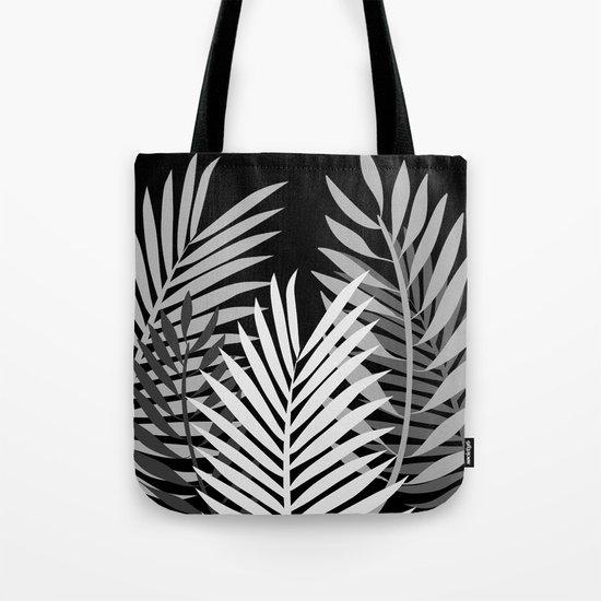 TROPICAL PALM LEAVES 1 Tote Bag