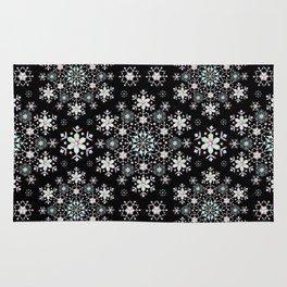 Snowflake Lace Rug