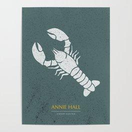 Annie Hall - Alternative Movie Poster Poster