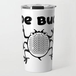 Computer Programmer's Nemesis Travel Mug