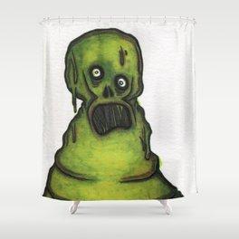 Sewer Dweller Shower Curtain