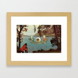The Journey Within Framed Art Print