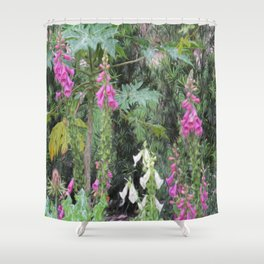 Listen to the Bells! Shower Curtain