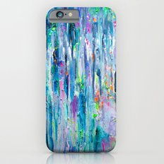 Silver Rain Slim Case iPhone 6