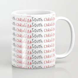 South Carolina-Savannah,Palmetto,Carolinian,Cotton,South,South carolina,Carolina,Southeastern Coffee Mug