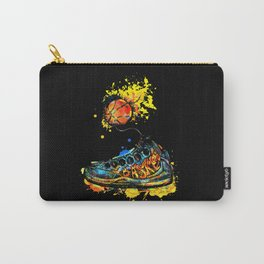 Basketball illustration Carry-All Pouch