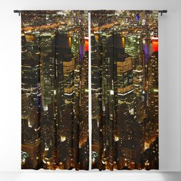New York City Blackout Curtain