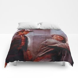 Seabass And Manly Love - Dumb And Dumber Comforters