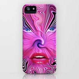 DMT Hallucination iPhone Case