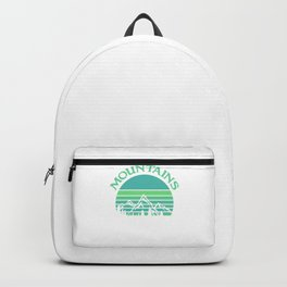 Mountains gr Backpack